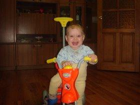 Я буду велогонщиком