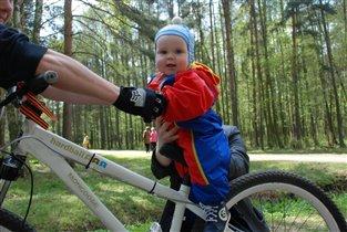 Велоспорт - это моё будущее!