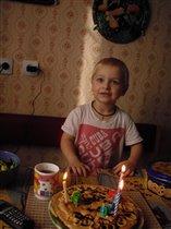 С днем рождения, сынок!