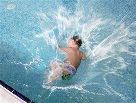 Водоплавка с рождения