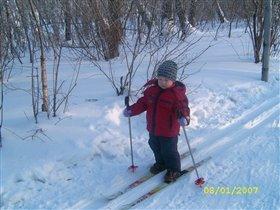 На лыжи!!!