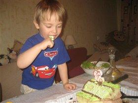 Кириллу 3 года