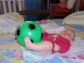 Футбольный талант!