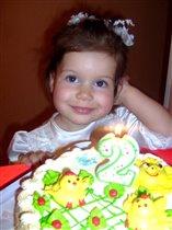 Ну когда уже торт начнём есть?