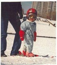 горнолыжница