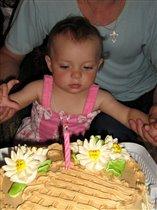 мой первый день рождения!