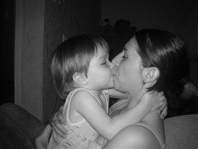 самые нежные поцелуи... самая большая любовь...