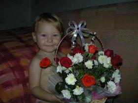 Наш цветочек!!!