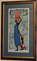 Африканская мамочка