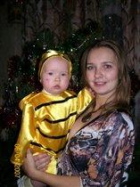 в новый год, маме, пчелка добвит хлопот!