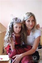 Моей принцессе 5!!!