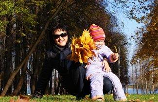 Улыбнись новому дню вместе с мамой!