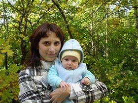 C мамочкой в парке