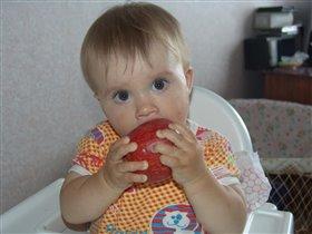 Самое вкусное яблочко