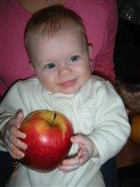 вот это яблочко!!!