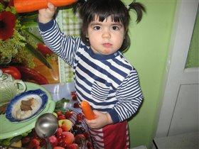 Принцесса всех морковок Софья!
