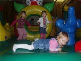 Три подружки- веселушки!!!