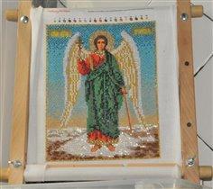 Ангел Хранитель Кроше (радуга бисера)