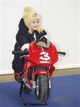 Когда я выросту мотогонки будут Олимпийским видом