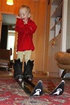 лыжница к забегу готовьсь!