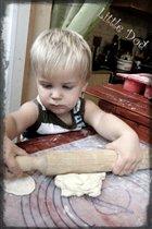 Тестомес кухонный