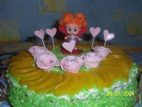 Торт 'Феечка'