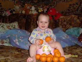 кому мандарины? кому витамины?
