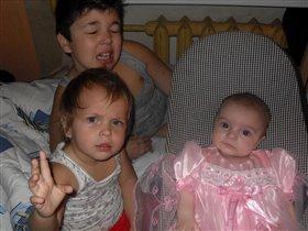 Детки))) декабрь 2009
