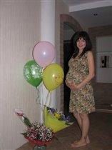 Мой беременный день рождения