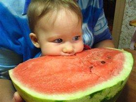 Ммм...вкусная ягодка