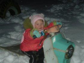 Вот такие вот зимние забавы!!!