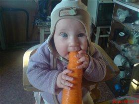 морковка моя)))
