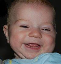 2 месяца - первые улыбки