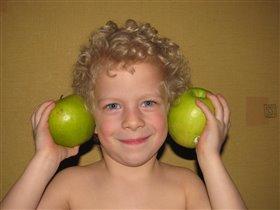 обожаю яблоки!!!