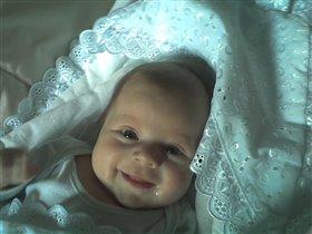 моя первая сознательная улыбочка