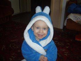 Мой улыбчивый зайчик:)