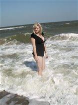 море-море, шум прибоя.....