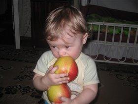 Не могу выбрать, какое из этих яблок съесть первым