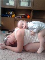 люблю мамочку!!!!