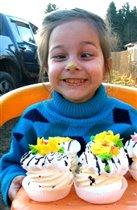 Обожаю пироженки!!! :-)))