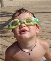 море, солнце и.... очки)))