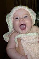 Радость после купания