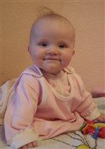 Как хорошо начать денек с загадочной улыбки!