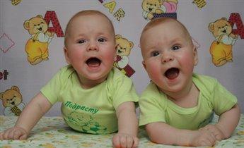 Мои сыночки!