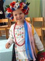а я просто українка