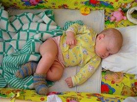 Крепко, сладко- вот как спим!