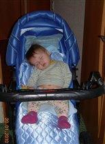 'Я маленечко посплю,и опять играть пойду'