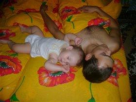 баю-бай спят мои любимые