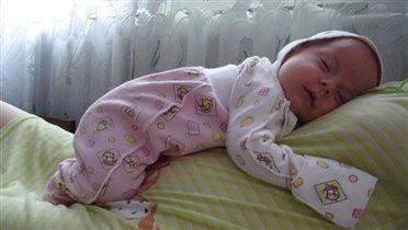 На маме спится слаще