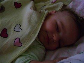 Ангелочек спит, ч-ч-ч!